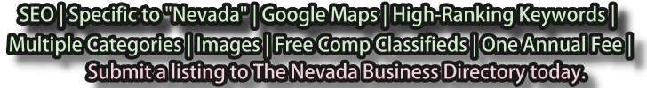 Nevada Business Directory
